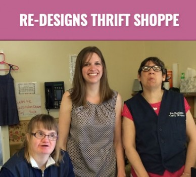 Re-Designs Thrift Shoppe